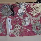 Large Lot of Telephone Cords