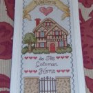 WELCOME CHATEAU PICTURE WITH FRAME