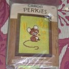 ADORABLE MUNCHING MOUSE FROM CARON PERKIES