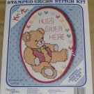 HUGS GIVEN HERE BEAR - NEW BERLIN CO -KITS FOR KIDS
