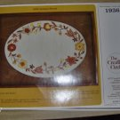 PRETTY AUTUMN FLORAL SERVING TRAY KIT