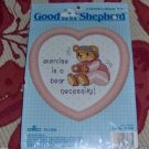 EXERCISE IS A BEAR NECESSITY BY GOOD SHEPHERD -ADORABLE