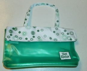Cute Green Purse-Make a Little Girl Smile-Perfect-New