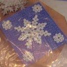 PRETTY SNOWFLAKE BOX, NIP
