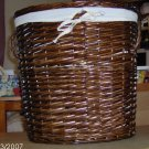 NICE SET OF NESTING WICKER BASKETS