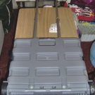 RACK AND ROLL FOLDING CART  GREAT WAY TO SAVE YOUR BACK