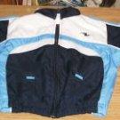 Boys Athletic Works Sport Jacket 18 Mos Polyester- Nice