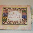 Grandmas Brag Book, Cute Photo Album, Heavy Posterboard