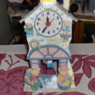 Bear Pendulum Clock, Great for Bear or Clock Collector