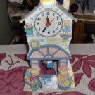 Bear Pendulum Clock, Great for Bear or Clock Collector