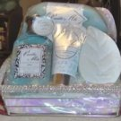 Vanilla Milk Gift Set With Nice Silver Tray,Great Gift