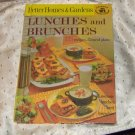 Better Homes & Gardens Lunches & Brunches Cookbook