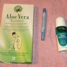 Yves Rocher Hair Removal Stick,Aloe Vera Strips,Roll On