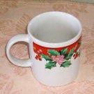 Holly Mistletoe Coffee Mug-Hot Drinks for the Season