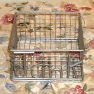 """""""Junk Basket""""-Cute Container For Desk or Counter,Silver"""