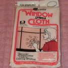 Cadie Window Washing Cloth, New,No Pkg,Sparkling Window
