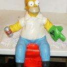 Homer Simpson Talking Remote Holder,Blue Ridge Int,Cute