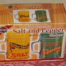 Nostalgic Salt & Pepper Cans Collectibles,From Norpro