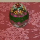 Easter Egg Trinket Box, Floral, Great Decoration or Gift,Easter or Anytime,Cute