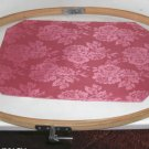 "Wood Quilting Hoop, 27"" x 18"" App,  Great For Quilting or Lg Embroidery Projects"