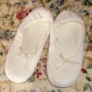 Furry White  Slippers, 6 1/2-7 1/2 Size, Machine Wash, Sweet Dreams