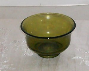 Green Flower Dish,Very Pretty, Use For Candy or Flowers,Great for Desk Many Uses