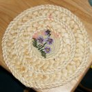 Braided Hot Pad Trivet, Protect Table & Counter, Great For Hot Pots,Serving,Used