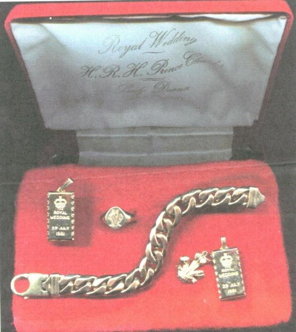 H.R.H.PRINCE CHARLES LADY DIANA WEDDING