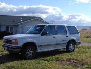 1994 Ford Explorer no delivery pick up only