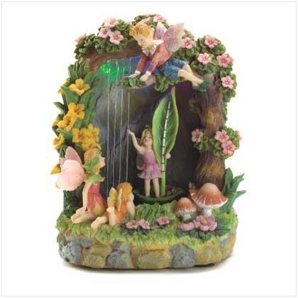 Fairies Light Fountain