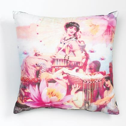 Sublimated Art Pillow