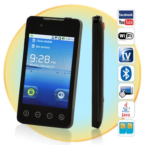 G9 -  3.5 Inch Android 2.2 Smartphone