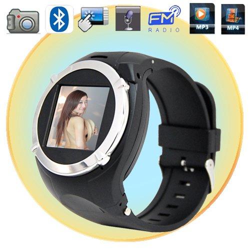 1.5 Inch Touch Screen Quadband Watch Cell Phone  MQ998