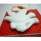 Avon 1981 Christmas Remembrance Ceramic Dove