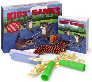 Little Giant Book & Kit Kids Games