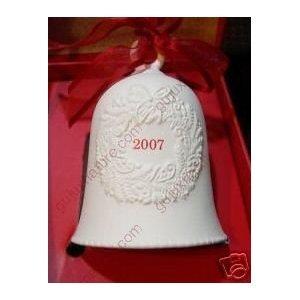 Hallmark 2007 Porcelain Dated Bell NEW