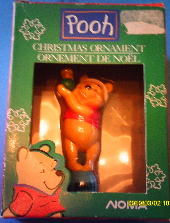 Noma Pooh Christmas Ornament