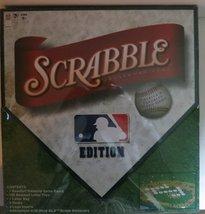 Major League Baseball Scrabble (Sababa Toys) 2007 NEW #0842