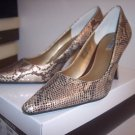 NEW~ALFANI PUMPS HEELS SHOES STUNNING  SZ 9.5
