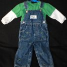 Mayfair Baby 18 Months Boys Overall Oufit GATORS!