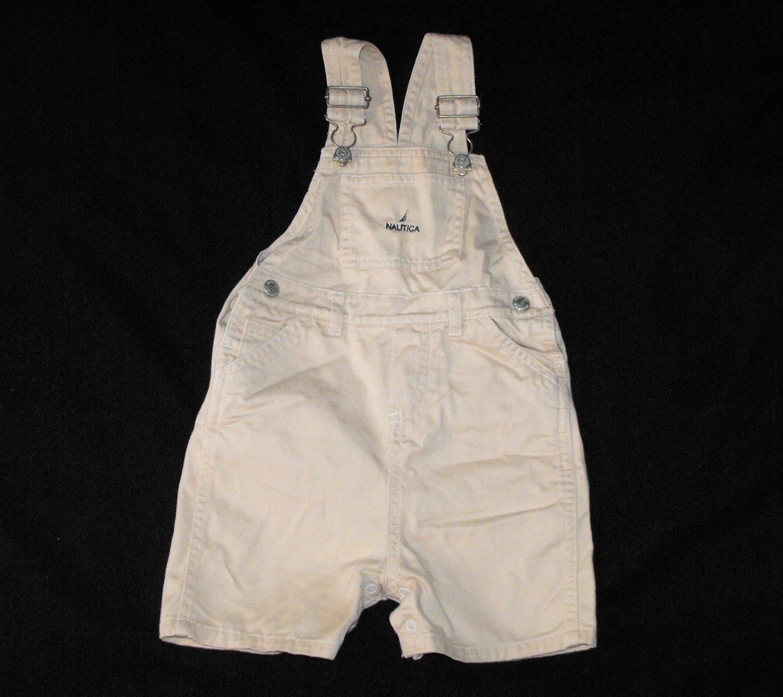 Baby Boys 12 month Nautica Shortalls Shorts