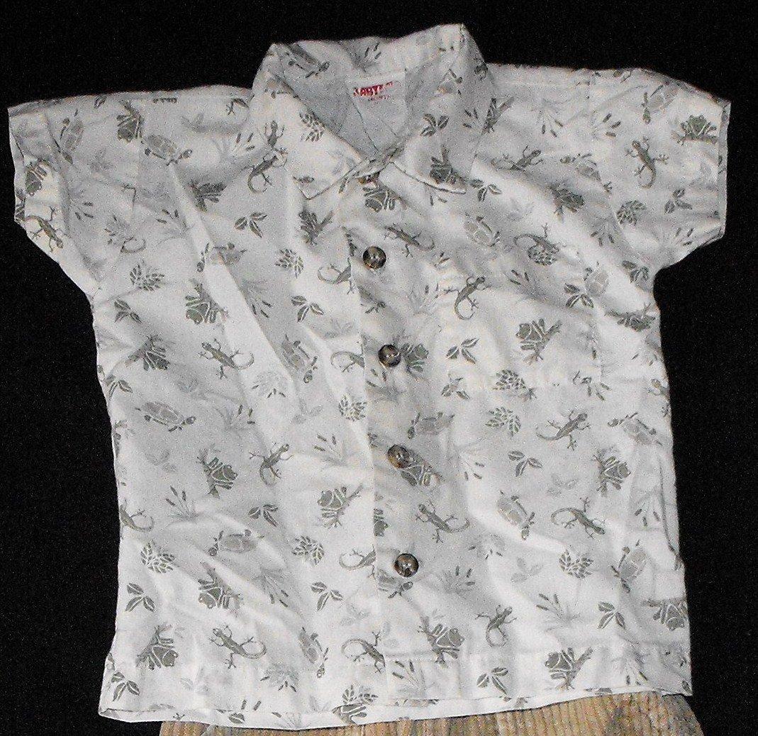 Baby Fair Boys 12 Months Button Up Shirt