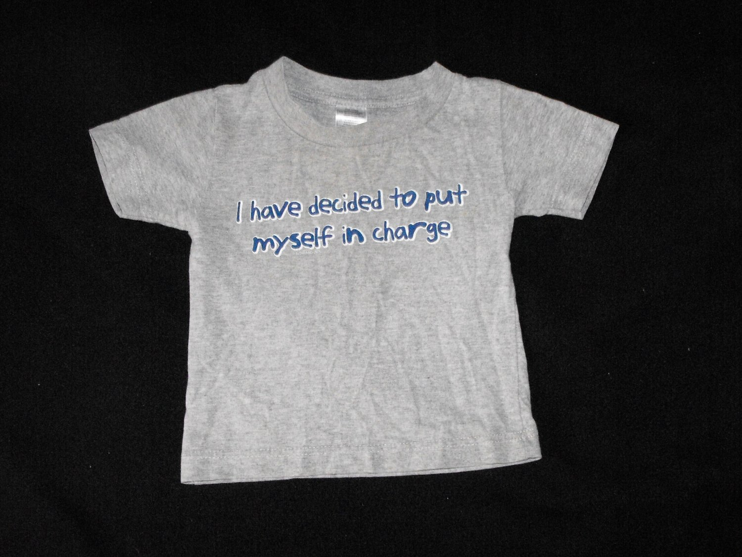 Baby Boys Funny 12 Months Shirt