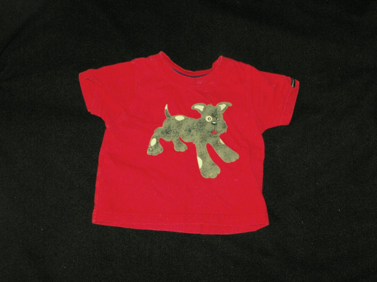 First Impressions Boys 12 Months Dog Shirt
