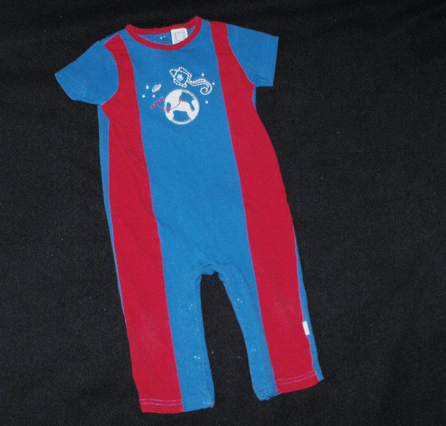 Little Me Baby Boys 12 month one piece outfit