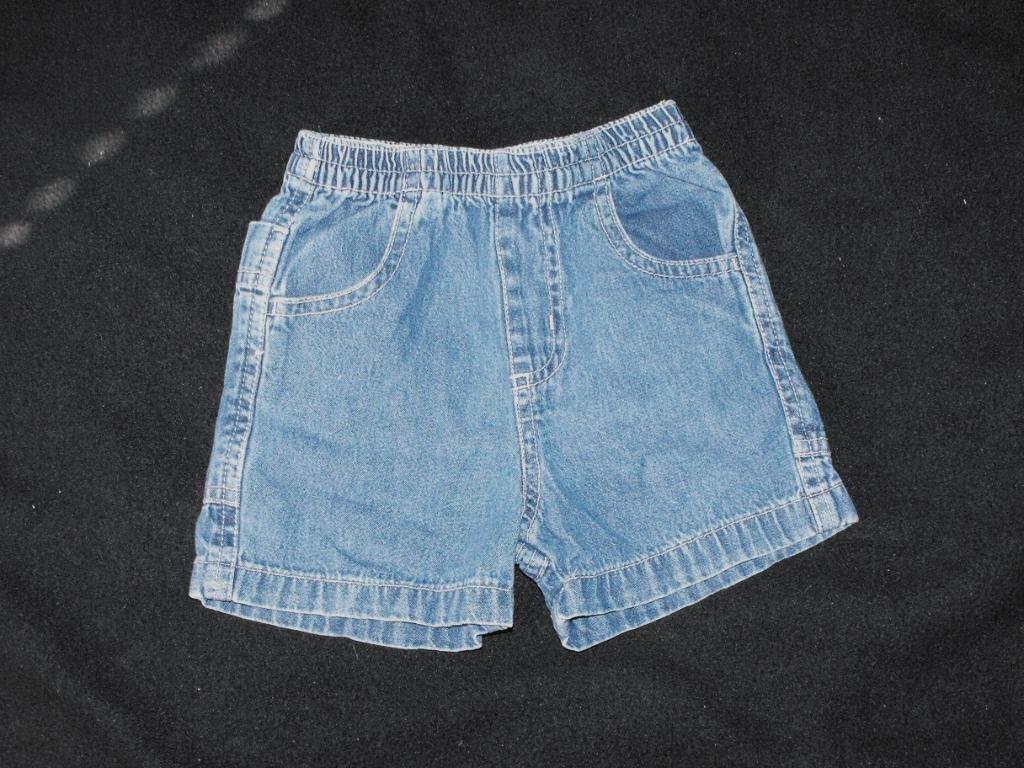 Baby Boys 12 month Circo Baby Elastic Waist Jean Shorts