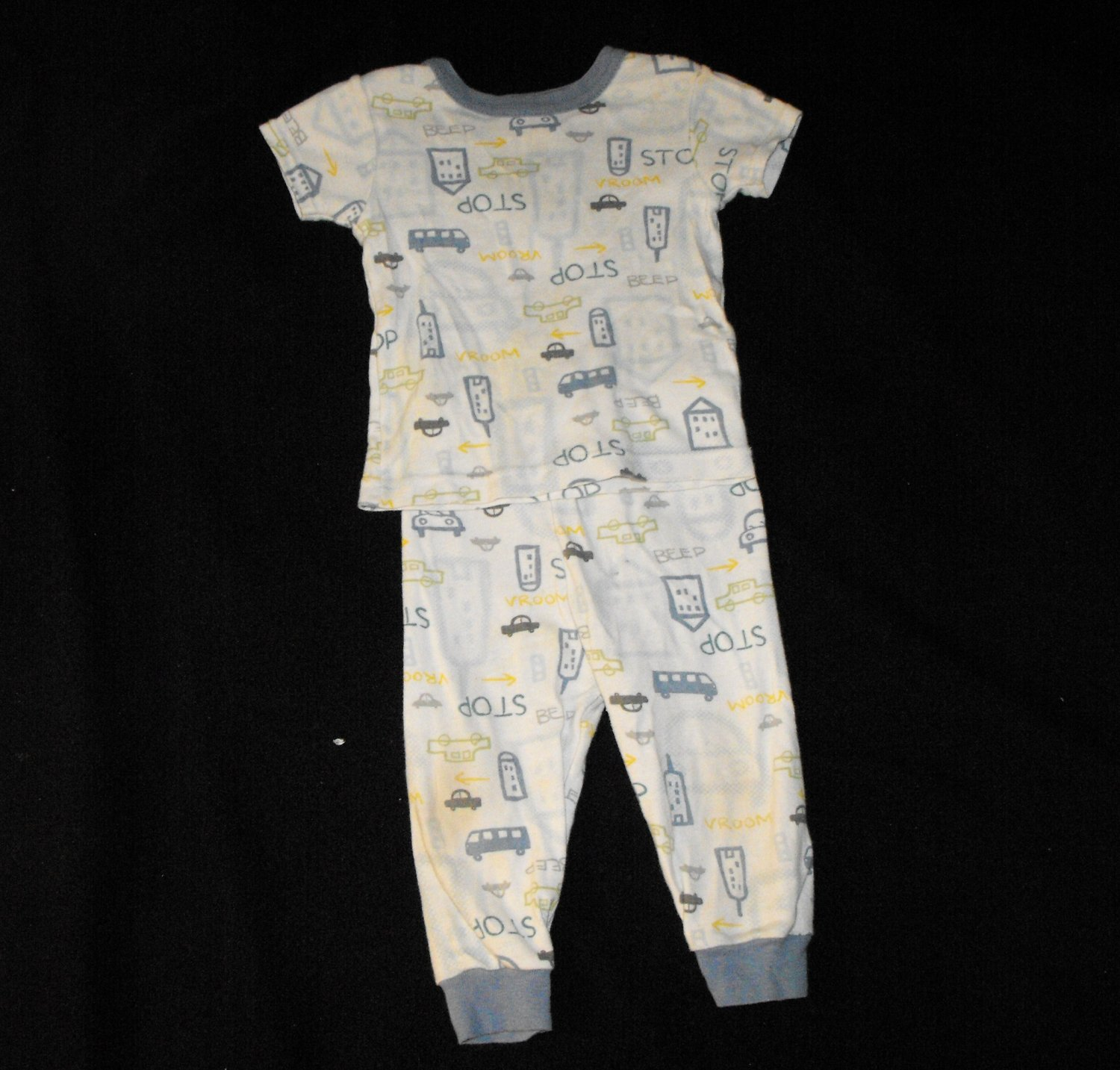Tykes by Carter's Baby Boys 12 months 2 peice PJ