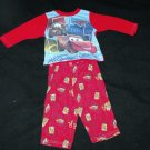 Disney Pixar Cars Baby Boys 12 months 2 peice Cotton PJ