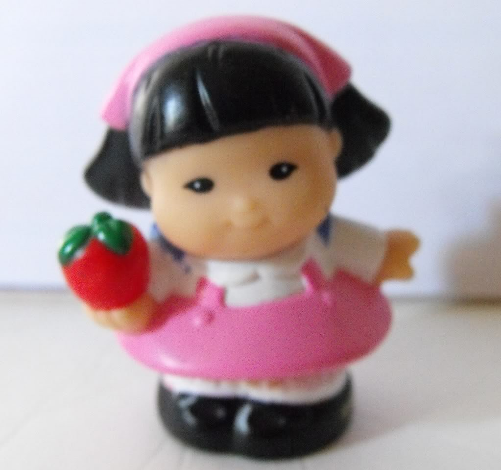 Fisher Price Little People Sonya Apple Pickin' Time!