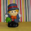 Fisher Price Little People Circus Ringmaster Eddie